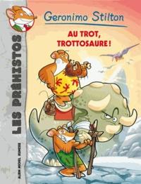 Goodtastepolice.fr Géronimo Stilton - Les Préhistos Tome 4 Image