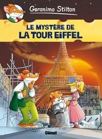 Geronimo Stilton et Leonardo Favia - Geronimo Stilton Tome 11 : Le mystère de la Tour Eiffel.