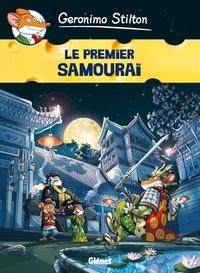 Geronimo Stilton et Leonardo Favia - Geronimo Stilton Tome 12 : Le premier samouraï.