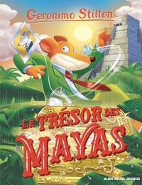 Geronimo Stilton - Geronimo Stilton Tome 94 : Le trésor des Mayas.