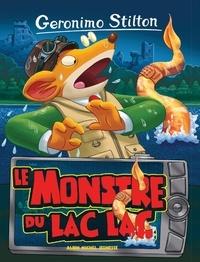 Geronimo Stilton - Le Monstre du Lac Lac.