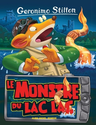 Geronimo Stilton - Le Monstre du Lac Lac.