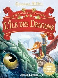Geronimo Stilton - Le Royaume de la Fantaisie Tome 12 : L'île des dragons.