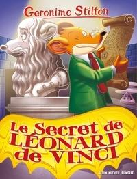 Geronimo Stilton - Le Secret de Léonard de Vinci.