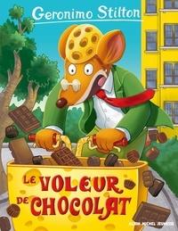 Geronimo Stilton - Le Voleur de chocolat.