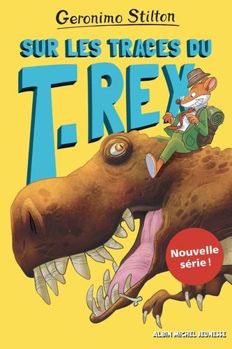 Sur l'île des derniers dinosaures Tome 1 Sur les traces du T-Rex