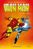 Gerry Conway et Don Heck - Iron Man l'Intégrale Tome 7 : 1971-1972.
