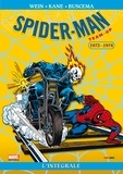 Gerry Conway et Len Wein - Spider-Man l'Intégrale  : 1973-1974.