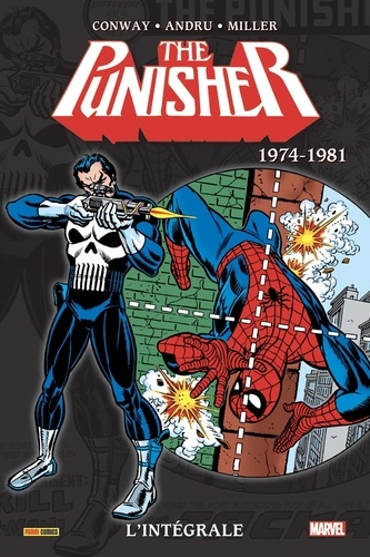 Gerry Conway - The Punisher L'intégrale : 1974-1981.