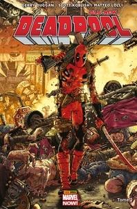 Gerry Duggan et Scott Koblish - All-New Deadpool (2016) T02 - Deadpool contre Dents de Sabre.