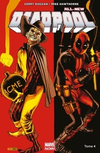 Gerry Duggan - All-New Deadpool (2016) T04 - Civil War II.