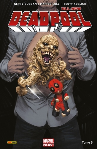 All-New Deadpool T05 - 9782809482072 - 12,99 €