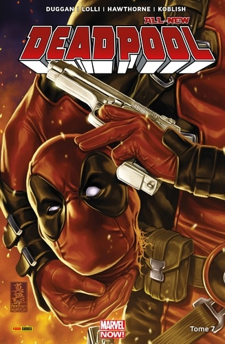 All-New Deadpool T07 - 9782809482829 - 17,99 €