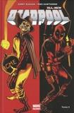 Gerry Duggan et Mike Hawthorne - All-new Deadpool Tome 4 : Civil war II.