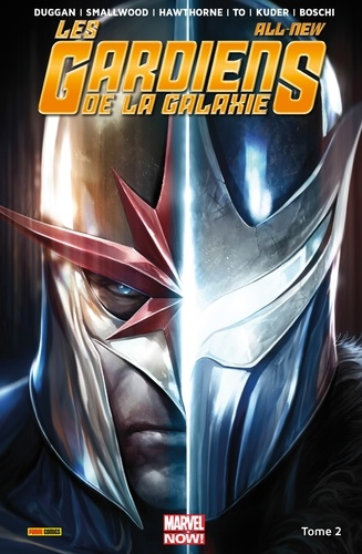 All-New Les Gardiens de la Galaxie (2017) T02 - 9782809482843 - 12,99 €