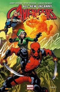 Gerry Duggan et Ryan Stegman - All-New Uncanny Avengers (2015 II)T01 - Futur perdu.