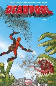 Gerry Duggan et Brian Posehn - Deadpool (2012) T01 - Deadpool président.