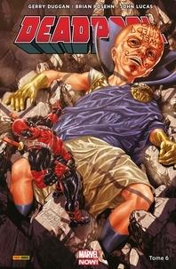 Gerry Duggan et Brian Posehn - Deadpool (2012) T06 - Original sin.