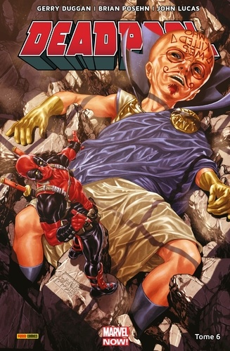 Deadpool (2012) T06. Original sin