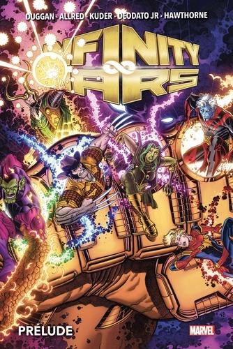 Infinity Wars. Prélude