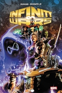 Gerry Duggan et Mike Jr Deodato - Infinity Wars.