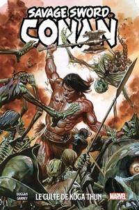 Livre audio à télécharger illimité Savage Sword of Conan Tome 1 (Litterature Francaise) 9782809478396 par Gerry Duggan, Ron Garney