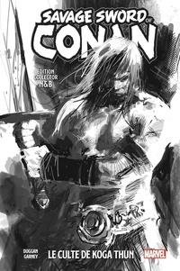 Gerry Duggan et Ron Garney - The Savage Sword of Conan - Tome 1.