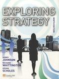 Gerry Johnson et Richard Whittington - Exploring Strategy.