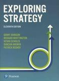 Gerry Johnson et Richard Whittington - Exploring Strategy - Text and Cases.