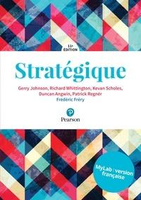 Stratégique - Gerry Johnson pdf epub