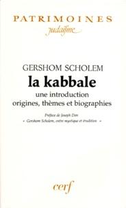 LA KABBALE. Une introduction, origines, thèmes et biographies.pdf