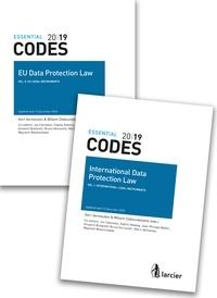 Gert Vermeulen et Willem Debeuckelaere - International and EU Data Protection Law - Pack en 2 volumes : International Legal Instruments ; EU Legal Instruments.