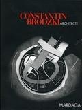 Gertjian Hoste - Constantin Brodzki - Architecte.