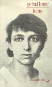 Gertrud Kolmar - .