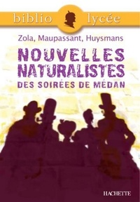 Gertrude Bing - Bibliolycée - Nouvelles naturalistes des Soirées de Médan, Zola, Maupassant, Huysmans.