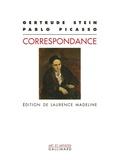 Gertrude Stein et Pablo Picasso - Correspondance.