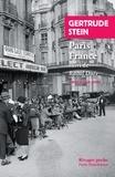 Gertrude Stein - Paris France - Suivi de Raoul Dufy.