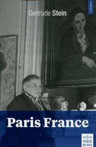 Gertrude Stein - Paris-France.