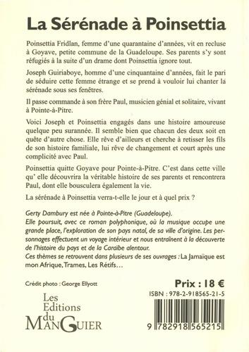 La sérénade à Poinsettia