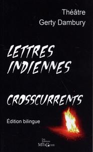 Gerty Dambury - Lettres indiennes.