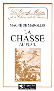 Gervais-François Magné de Marolles - .