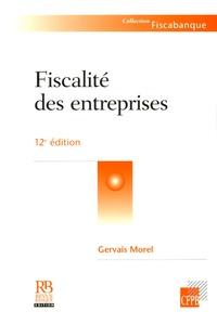 Fiscalité des entreprises - Gervais Morel | Showmesound.org