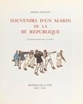 Gervese - Souvenirs d'un marin de la III' République.