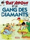Gervy - Pat'apouf détective Tome 13 : Pat'apouf et le gang des diamants.