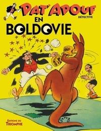 Gervy - Pat'apouf détective Tome 15 : Pat'apouf en Boldovie.