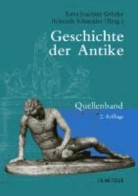 Geschichte der Antike – Quellenband.