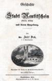Geschichte der Stadt Neutitschein und deren Umgebung.