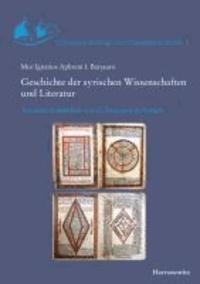 Geschichte der syrischen Wissenschaften und Literatur.