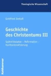 Geschichte des Christentums 3 - Spätmittelalter - Reformation - Konfessionalisierung.