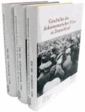 """Geschichte des dokumentarischen Films in Deutschland. 3 Bände - Band 1: Kaiserreich 1895-1918. Band 2: Weimarer Republik 1918-1933. Band 3: """"Drittes Reich"""" 1933-1945."""